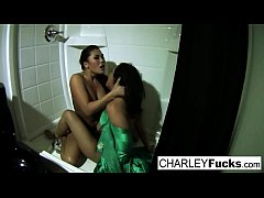 London Keyes Ruins Charley Chase's Prom Queen Fantasy