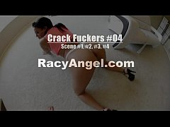 Crack Fuckers #04 India Summer, Lolly Ink, Luna Star, Katie St. Ives, Kevin Moor