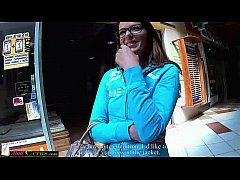 MallCuties - shy tenn girl - teen girl - public with teen