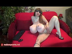 Sandy QueenofSwords Mature Huge Tits Webcam - realsexycams.net