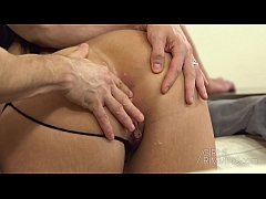 GIRLSRIMMING - Before The Party Anal Threesome Loren Minardi