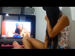 heatherdeep.com gives deep Deepthroat Throatpie HD Heather Deep tiny thai teen