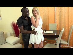 Your boss's huge, black dick making your wife cums over and over again!