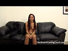 Shy Latina Backroom Insemination