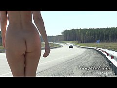 Nude on the road… Again