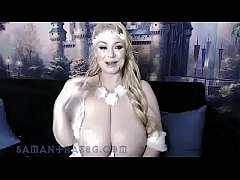 recorded members show part 2 dressed as a Goddess