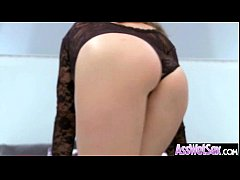 Clip sex Anal Sex Tape With Big Wet Oiled Butt Horny Girl (chanel preston) clip-13