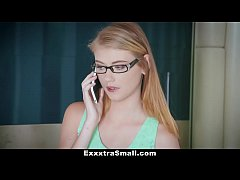 ExxxtraSmall - Tiny Secretary Fucked By Her Boss