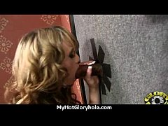 Gloryhole Blowjob 25