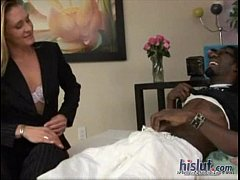 Mature pussy going down on thick black cock - XVIDEOSCOM