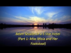Bdsm Session in a 5 Star Hotel (Part 2: Immobilized and Tortured)