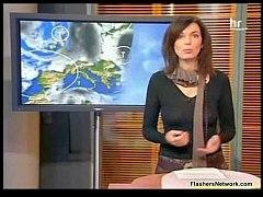 Oops seethrough weathergirl caren schmidt - http:\/\/ \/WantToChat