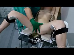 blonde at the doctor s. 23