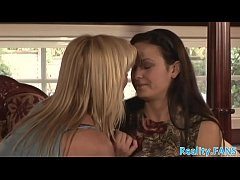 Bigtits stepmom seduces her stepdaughter