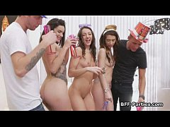 NYE fucky sucky party sex video 64-bffs-new-years-eve-3