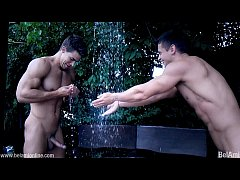 Kris Evans & Rhys Jagger - Photossesion videos