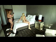 Jenna Ashley and Addison Avery POV Lesbian Fun