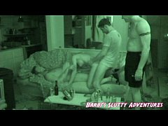 college frat gangbang high