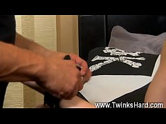 How to be emo bear gay sex Collin reveals the handcuffs and blindfold