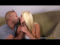 Ivana Sugar Interracial Anal and DP