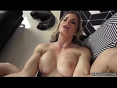 18 milf fucks hd and blonde in nylons Cory Chase in Revenge On Your
