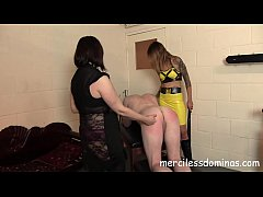PLEASURE AND PAIN - TOUGH PUNISHMENT FROM TWO FRENCH GIRLS