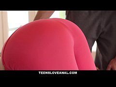 TeensLoveAnal - Sexy Redhead Teen Fucked In Ass