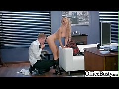 Slut Office Girl (Alix Lynx) With Big Round Boobs Get Hard Bang vid-03