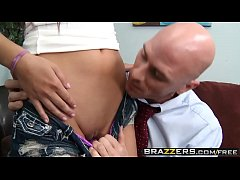 Brazzers - Teens Like It Big - (Karina White) - Cock Knock For Counsel