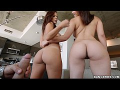 BANGBROS - Double the Ass Pleasure