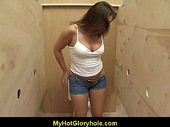 Amazing gloryhole super blowjob - video 18