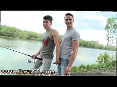 Free male only gay porn playing with their own dicks Fishing For Ass