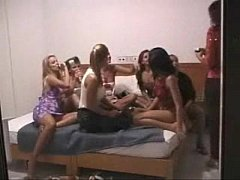 Voyeur University Girl Orgy