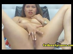 Latina Milf wants Pussy Filled with Cum - fatbootycams.com