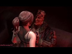 Claire Redfield Nightmare Fuck Rule 34 Animated-cl