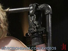 Sexy Device Bondage with Sofia Lauryn
