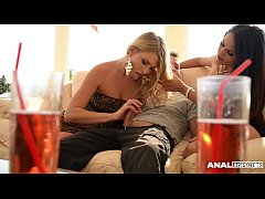 Ass Fucking Threesome Afternoon With Euro Babes Aida Sweet & Lucy Heart