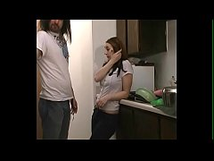 Spanking Roleplay - Young Slut gets spanked and slapped with a dick - JustBangMe.com