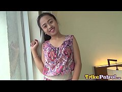 HD Jovial filipina milf with cute mousy voice barebacked in Angeles City hotel