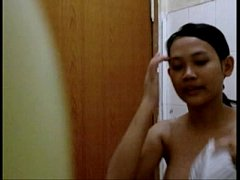asian girl shower spy 2