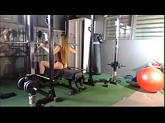 Verona v/d Leur live flexible gym session