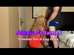 Alexia St James Fan on Layover