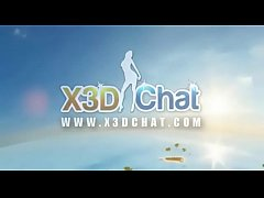 3D Sex Game X3DCHAT.COM
