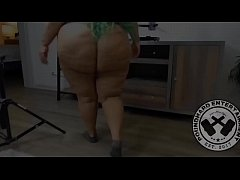 Thick Firm Bbw Cheeks Calls Her Massage Therapist Over @poundhardent (Promo Only)