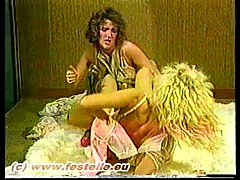Stocking Catfight Ellie vs Cora 1