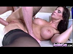 Anal Bang On Cam With Big Ass Oiled Girl (syren de mer) movie-29