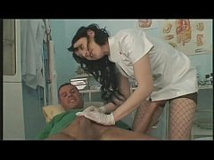 sexy nurse fucking with patient