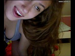Dutch webcam babe
