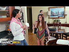 BANGBROS - Flunking Step Daughter Gets A Golden Rachel Starr
