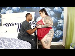 BBW Pawg Goddess Veronica Bottoms and Don Prince Behind the scenes